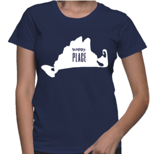 Happy Place MV Signature Women's Tee
